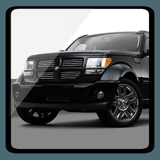 Dodge Nitro Halos & LED LIghting