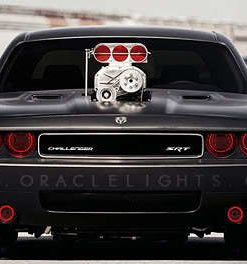 Custom 2009 Dodge Challenger SRT8