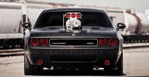 Custom 2009 Dodge Challenger SRT8