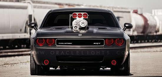 2014 Dodge Challenger SRT8 Supercharged