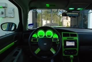 Dodge Gauge Cluster Oracle Halo Kits Mr Kustom Chicago