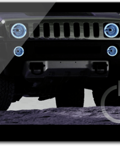 Hummer H3 ORACLE Headlight Halo Kit