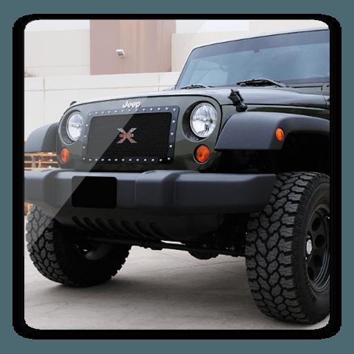 Jeep Wrangler Halos & LED Lighting