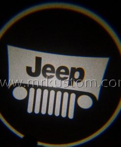 Jeep LED Courtesy Logo Projector Lights