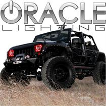 Oracle Jeep Wrangler JK Halo Headlights
