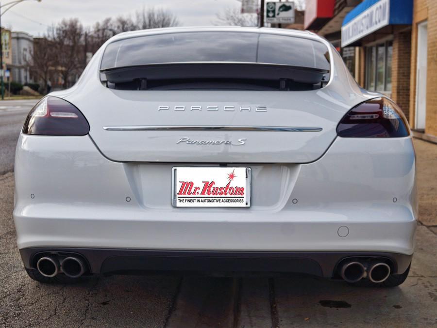 2010 Porsche Panamera Smoked Tail Lights