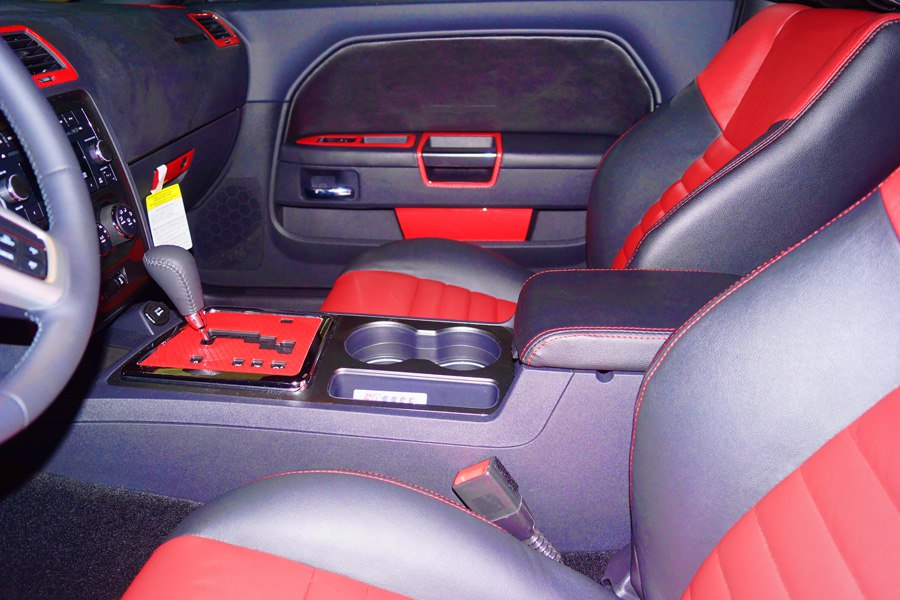 Dodge Challenger Image Dodge Challenger Interior Upgrades