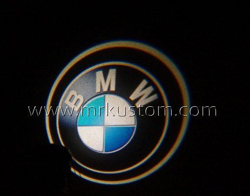 BMW LED Courtesy Logo Projector Lights