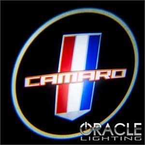 Camaro Door Projector Lights