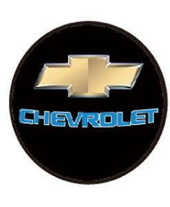 Chevrolet LED Logo Door Projector Lights