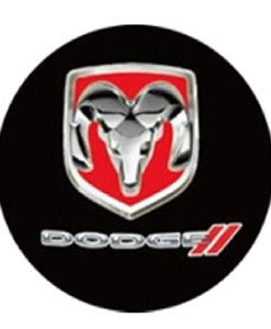 Dodge LED Logo Door Projector Lights