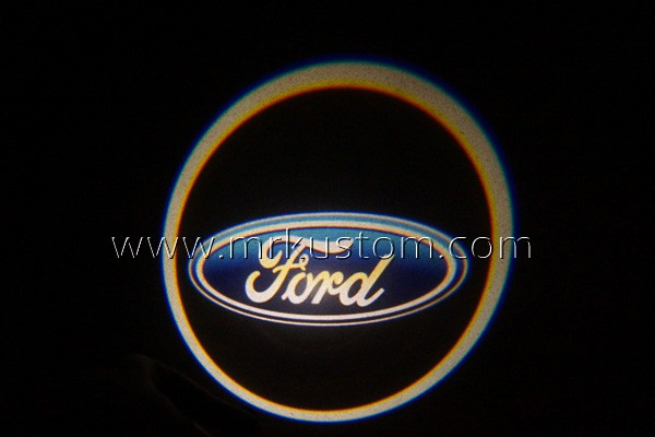Ford Led Door Projector Courtesy Puddle Logo Lights Mr