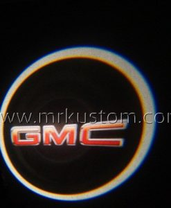 GMC LED Courtesy Logo Projector Lights