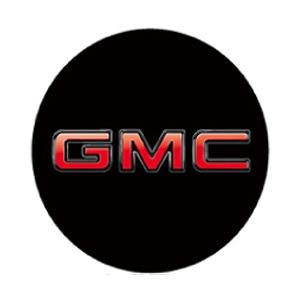 GMCLEDLogoDoorProjectorLights