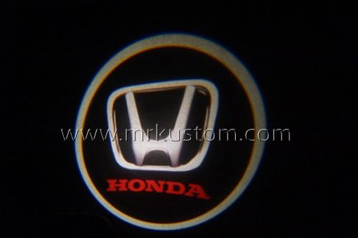 Honda LED Courtesy Logo Projector Lights