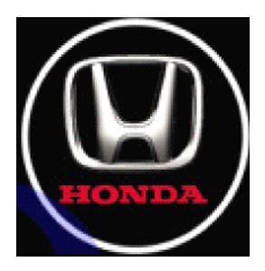 Honda LED Logo Door Projector Lights