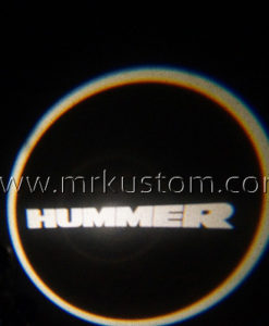 Hummer LED Courtesy Logo Projector Lights