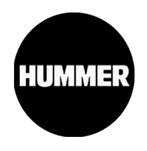 Hummer LED Logo Door Projector Lights
