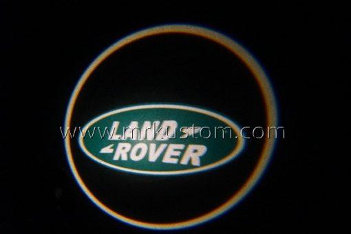 Land Rover LED Courtesy Logo Projector Lights