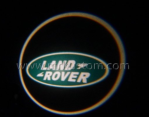 Land Rover LED Courtesy Logo Projector Lights