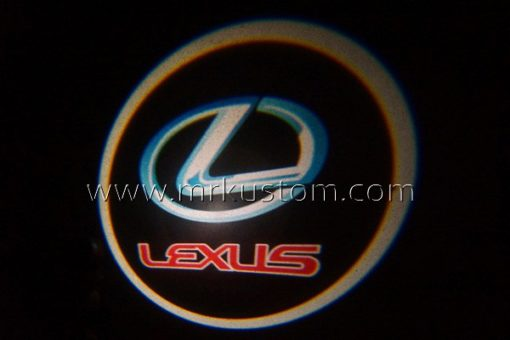 Lexus LED Courtesy Logo Projector Lights