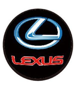 Lexus LED Logo Door Projector Lights