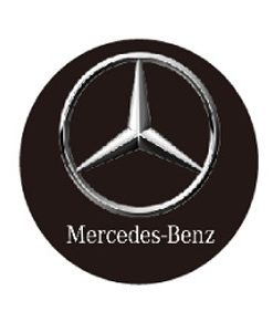 Mercedes Benz LED Logo Door Projector Lights