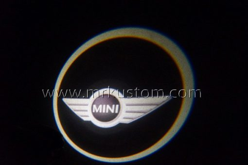 Mini Cooper LED Courtesy Logo Projector Lights