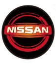 Nissan LED Door Projector Logo Light Red