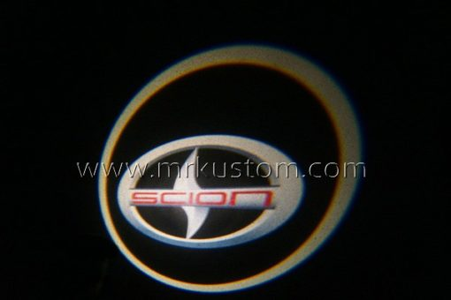 Scion LED Courtesy Logo Projector Lights