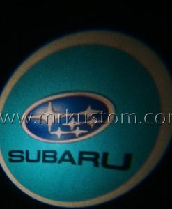Subaru LED Courtesy Logo Projector Lights