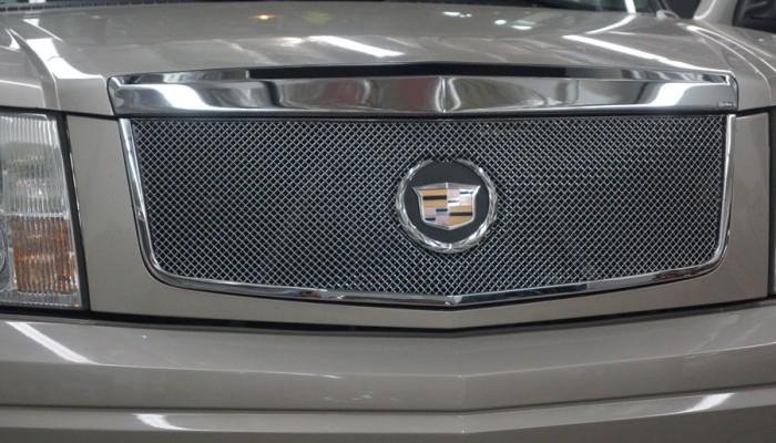 2004 Cadillac Escalade Custom E&G Mesh Grille