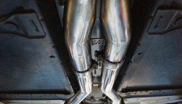 2007 Corvette ZO6 Kooks Long Tube Header