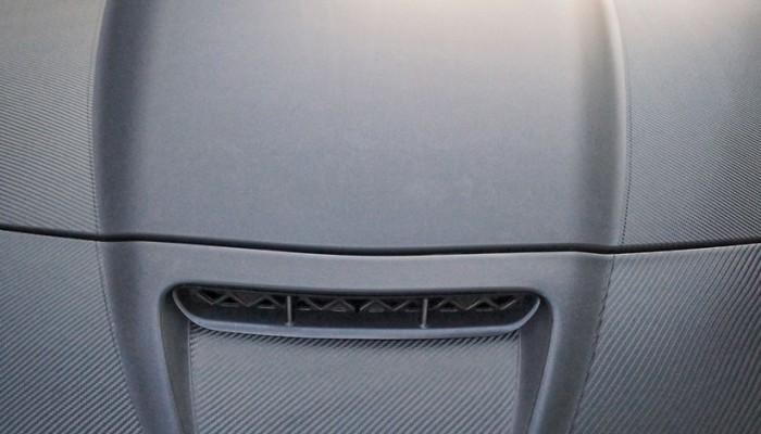 2007 Corvette ZO6 Matte Black Wrap