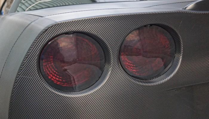 2007 Corvette ZO6 Smoked Tail Lights