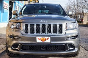 2012 Jeep Grand Cherokee SRT8 Grille