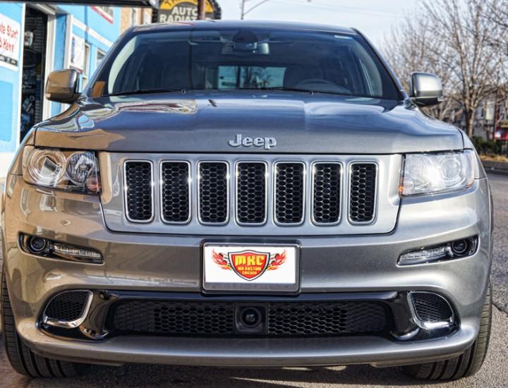 2012 Jeep Grand Cherokee SRT8 Borla Atak Exhaust