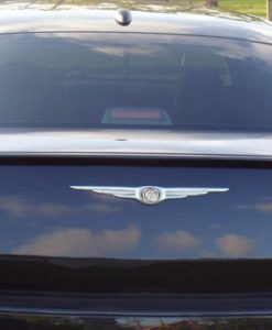Chrysler Window Tinting