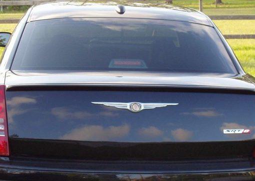 Chrysler Window Tinting
