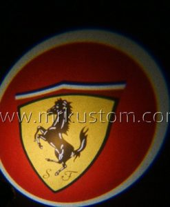 Ferrari LED Courtesy Logo Projector Lights