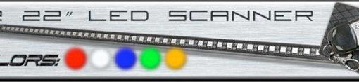LED Scanner 22