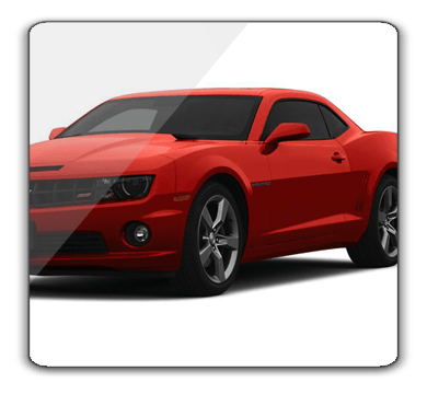 Camaro Window Tinting