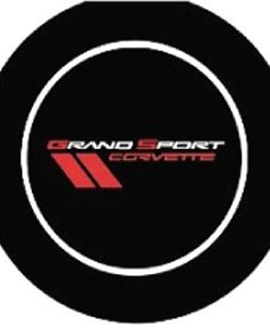 Grand Spor tCorvette LED Logo Door Projector Light