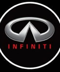 Infiniti LED Logo Door Projector Light