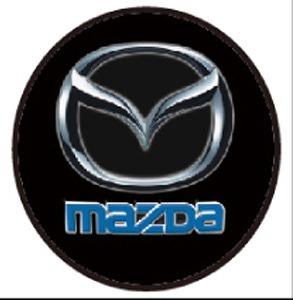 Mazda LED Logo Door Projector Light