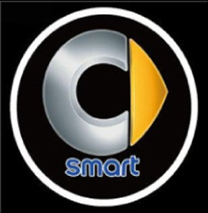 Smart Car LED Logo Door Projector Light
