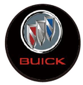 BuickLEDLogoDoorProjectorPuddleCourtesyLight