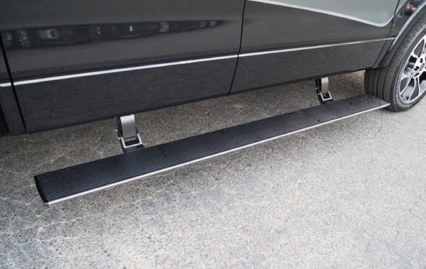 Automatic Side Steps For Ford Autos Weblog