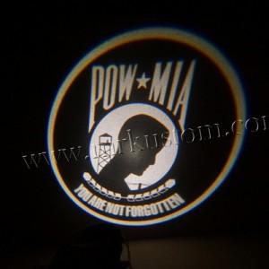POWMIAVietnamVeteransLEDCourtesyLogoProjectorLights