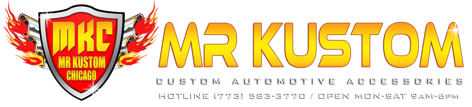 MR. KUSTOM CHICAGO CAR ACCESSORIES *  AUTOMOTIVE ACCESSORIES  CHICAGO * CUSTOMIZING CARS * AUTO WINDOW TINTING CHICAGO * HALO HEADLIGHTS CHICAGO * CUSTOM WHEELS CHICAGO * CAR HID LIGHTS CHICAGO *  TONNEAU COVERS CHICAGO *LED LOGO DOOR PROJECTOR LIGHTS * CUSTOM GRILLES CHICAGO * CHICAGO REMOTE STARTERS  INSTALLATION *  PERFORMANCE UPGRADES * CAR ALARMS CHICAGO *CHICAGO  SUPERCHARGERS * PERFORMANCE EXHAUST  CHICAGO * CUSTOM SOUND SYSTEMS INSTALLATION  * AUTO RUSTPROOFING PROTECTION AND UNDERCOATING * AUTO CUSTOM INTERIORS AND UPHOLSTERY